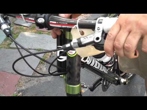 Bike Repairs Cannondale Full Carbon FLASH LEFTY Happy JULY 4th! BikemanforU Show Episode 11