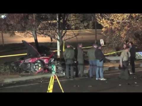 Actor Paul Walker Dies in Car Crash