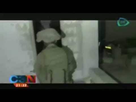 IMPRESIONANTES IMÁGENES de un ataque en Hamas (VIDEO)