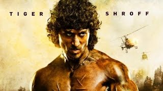 Sylvester Stallone reacts to Tiger Shroff's Indian Rambo