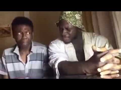 (VIDEO) This Is Why You Should Never Steal From A Nigerian Prayer Warrior [Funny]