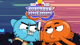 Amazing World of Gumball- Suburban Super Sports