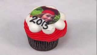 Learn How to use PhotoCake to Personalize Graduation Cakes