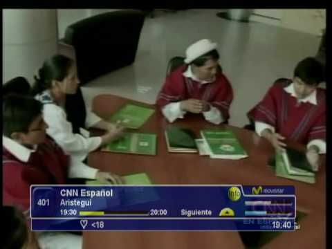 Zapping Cable Operador Movistar Chile