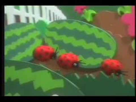 Karyn Henley- Five Little Ladybugs