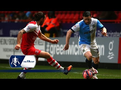 Charlton Athletic 1-2 Blackburn Rovers | Goals & Highlights