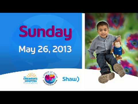 A World of Smiles Telethon 2013 &#8211; Promo &#8211; Shaw TV