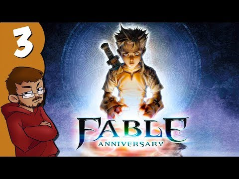 Let's Play | Fable: Anniversary - Part 3 - Whisper the Kill Stealer