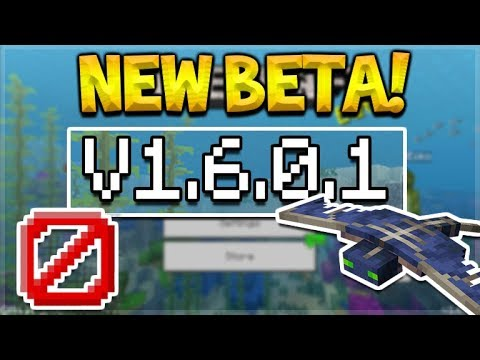 NEW MCPE 1.6.0.1 UPDATE! Minecraft Pocket Edition - NEW Phantoms & Barrier Blocks