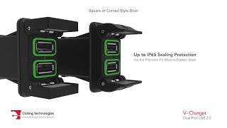 V-Charger (Dual Port 2.0 USB Charger) ©