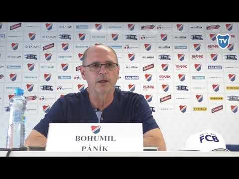 HET liga: Bohumil Páník hodnotí utkání se Spartou (3:2)
