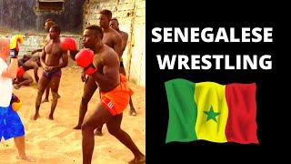 Lutte Sénégalaise avec Coach Fabrice Allouche - Episode 2