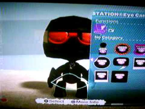 How to make a custom killzone costume in little big planet