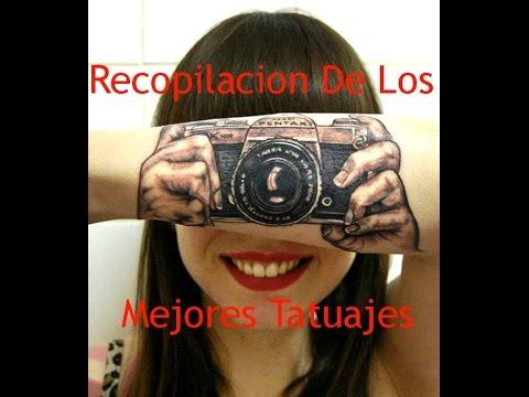 Recopilacion De Los Mejores Tatuajes Hombres Y Mujeres Youtube