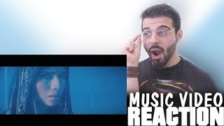 kirstin - Break A Little (Official Video) - Music Video Reaction