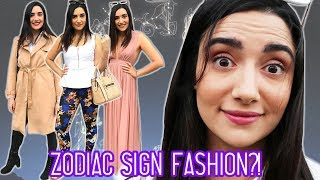 I Dressed According To My Zodiac Sign For A Week by : Safiya Nygaard