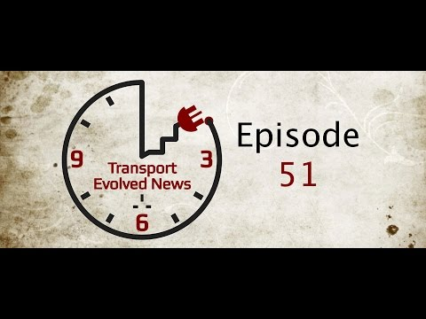 T.E.N. Future Transport News 12th September, 2014. NV Incentives, Self-Driving, Apple Watch