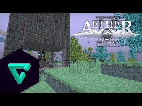 Minecraft Mod Review : Aether II [1.7.10] - ตะลุยสวรรค์ในตำนาน!