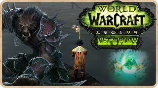 World of Warcraft Let's Play FR EP.07 : Je tue, je sauve, et je pêche le mérou xD
