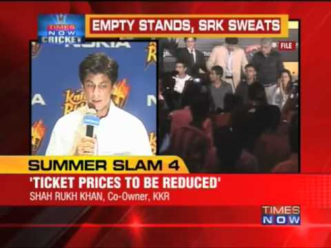 SRK tries to appease Sourav?