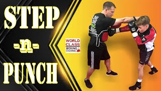 Boxing Footwork Everyone Should Know | How To Step While Punching