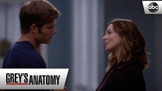 Linc and Amelia's Secret Escape - Grey's Anatomy Season 15 Episode 14