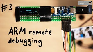 Remote Debugging ARM Chip with SWD/JTAG - Hardware Wallet Research #3