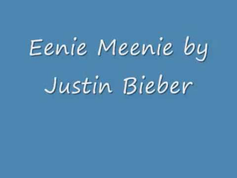 Eenie Meenie ~ Justin Bieber Ft Sean Kingston video