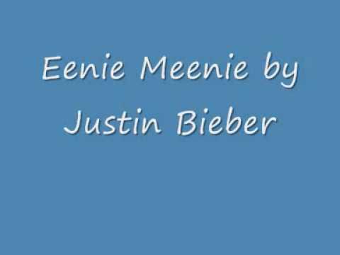 Eenie Meenie ~ Justin Bieber Ft Sean Kingston video