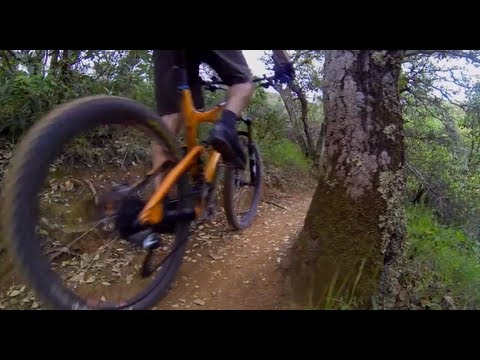 Trail Ninja: Marin, California Trail Riding Guide - Redwoods, Single Track and a Pair of Speedos
