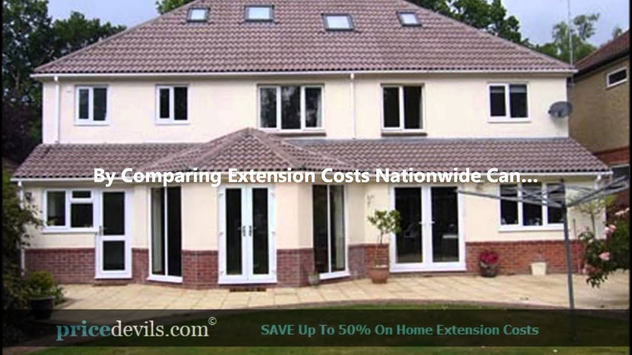 Extensions Cost Extension Costs Price