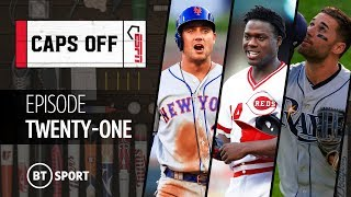 The New York Mets are red hot! Rookies breaking records... | Caps Off, episode 21