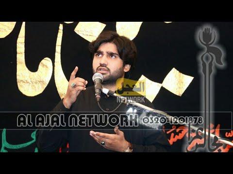 Zakir Qalab Abbas Alvi 29 Safar 2019 at Kubay Chak Sialkot