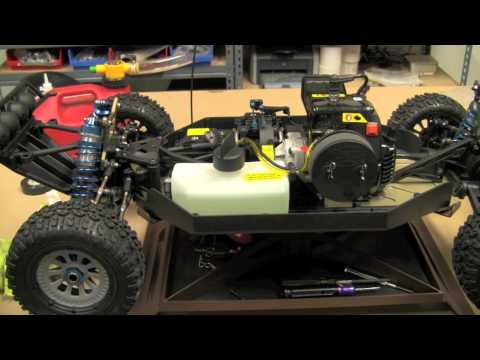 Losi 5ive Setup Guide #4