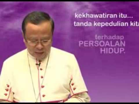 Surat Gembala PraPaskah 2014 Keuskupan Agung Jakarta