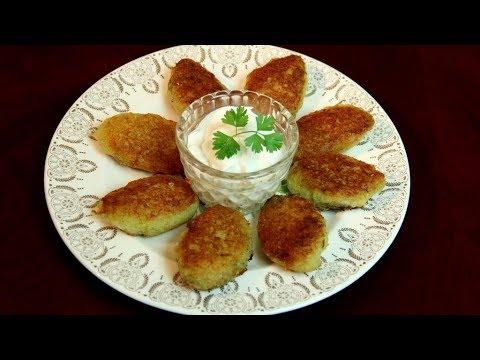 Деруны из картошки рецепт простой и вкусный