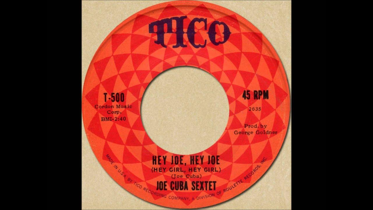 Joe Cuba Sextet El Pito Ill Never Go Back To Georgia