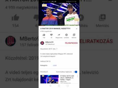 X FAKTOR 2019 MANUEL KI ESÉSE