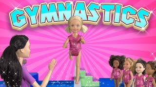 Barbie - The Gymnastics Competition | Ep.159