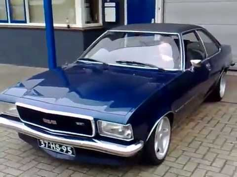 opel commodore b coup 3 0 youtube. Black Bedroom Furniture Sets. Home Design Ideas