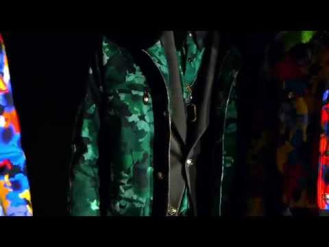 FloraFlage – Versace Men's FW 2012-13 by James Lima