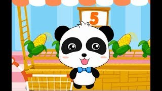 Fun Baby Panda Learns Numbers | Educational for Toddlers