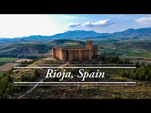The Driving Vlog - in Spain: Logroño and Rioja's landscape, the region of wine.