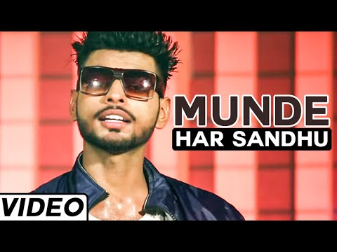 Munde | Har Sandhu | Latest Punjabi Songs 2014 | Jass Records...