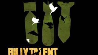 Watch Billy Talent Bloody Nails And Broken Hearts video