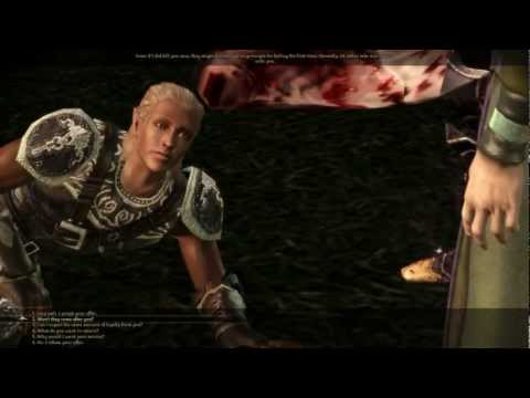 Gay Let's Play Dragon Age Origins - Part 43 Twelve Massage Techniques? Sign Me Up! video
