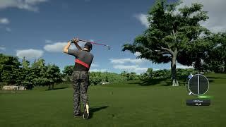 The Golf Club 2019 (PS4 Pro): PGAS - ORW - Wakabi Japan Royal