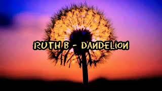 Download lagu Ruth B - Dandelions (lyrics) [1 hour]