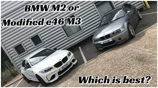 BMW M3 Vs M2 which one to buy/build? ** Modified e46 content **