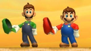 New Super Mario Bros Wii - Coin Battle #5